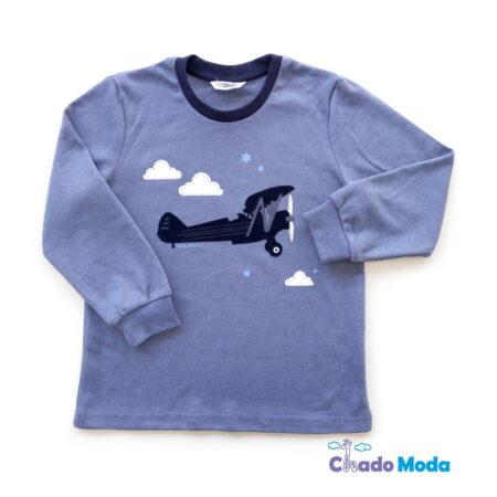 Pijama boys rolypoly blue size age5 8 1200x1200 logo 1 450x450 - Пижама