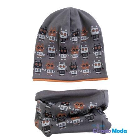 agbo 1448 boy grey dark 1200x1200 l 1 m 450x450 - Шапка и шарф-хомут