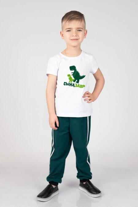 product Futbolka Oversayz Sinozavr 2 450x675 - Футболка Сыназавр Evgakids