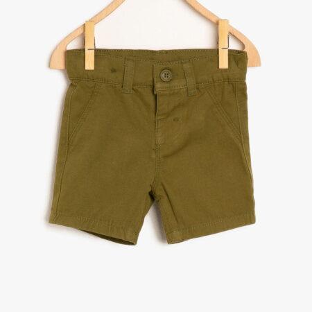 Koton baby shorts boy green 48358 chadomoda 1200x1200 1 m 450x450 - Шорты KotonBaby