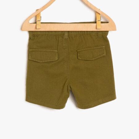 Koton baby shorts boy green 48358 chadomoda 1200x1200 2 m 450x450 - Шорты KotonBaby