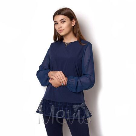 Mevis bluza 2388 03 girl blue chadomoda 1200x1200 1 opt 1 450x450 - [:ru]Блузка[:ua]Блузка[:en]Blouse[:]