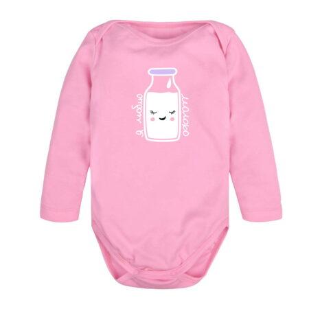 Bodi evgakids baby girl 21731 1200x1200 1 450x450 - Боди Я люблю молоко Evgakids