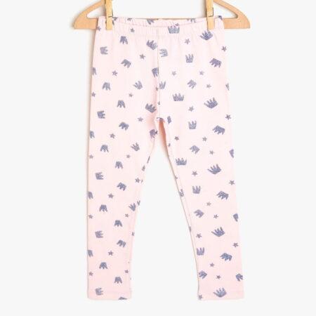 Koton leggings 47353 girl pink chadomoda 1200x1200 1 450x450 - Леггинсы KotonKids