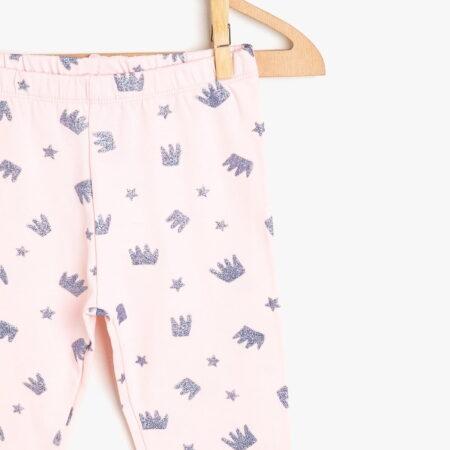 Koton leggings 47353 girl pink chadomoda 1200x1200 3 450x450 - Леггинсы KotonKids