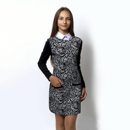 Mevis dress 2160 02 girl black chadomoda 1200x1200 1 450x450 - [:ru]Платье[:ua]Плаття[:en]Dress[:]