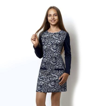 Mevis dress 2160 02 girl black chadomoda 1200x1200 2 450x450 - [:ru]Платье[:ua]Плаття[:en]Dress[:]