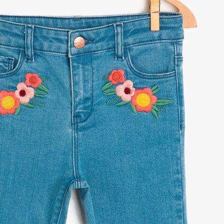 Koton jeans 9KKG47015ODFD3 girl blue chadomoda 1200x1200 3 opt 450x450 - Джинсы